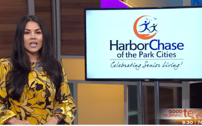 Channel 8 Video | HarborChase of the Park Cities celebrates Senior Living every day