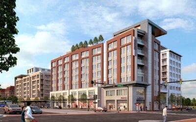 Developer breaks ground on $100 million senior community near Amazon's HQ2